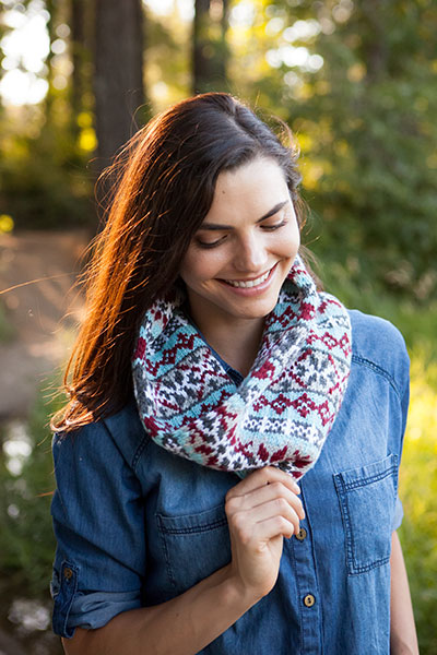 Rafinesque Cowl by Knitpicks