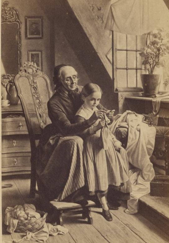 Gustav Schauer (German, 1826 - 1902)
