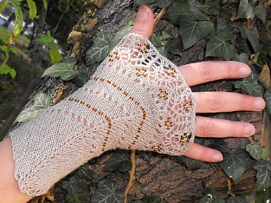 Armstulpes/Wrist Warmer Ottavia