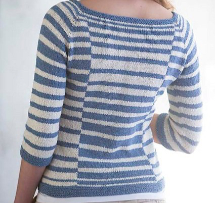 Albers Pullover by Julia Farwell-Clay