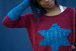 Lucky Star Jumper by Jimenez Joseph