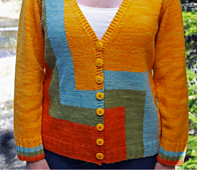 Sunlight Cardigan by Marly Bird
