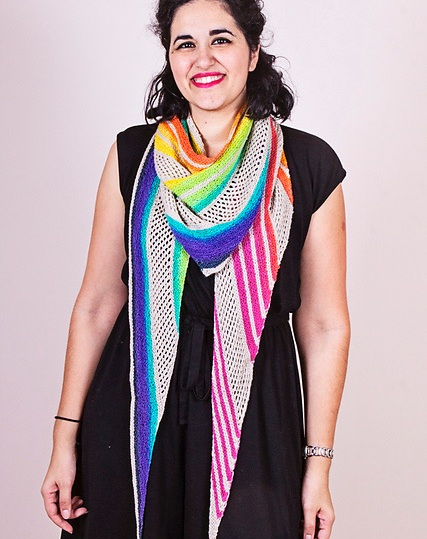 For the Love of Rainbows by Knitting Expat Designs