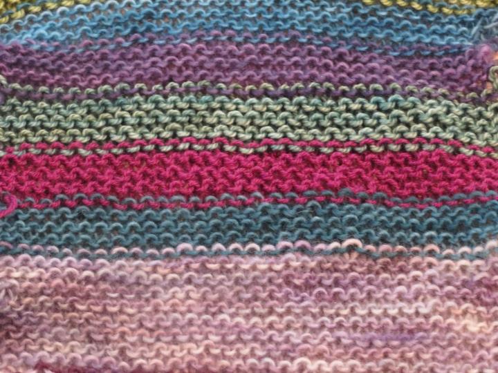 knitting me