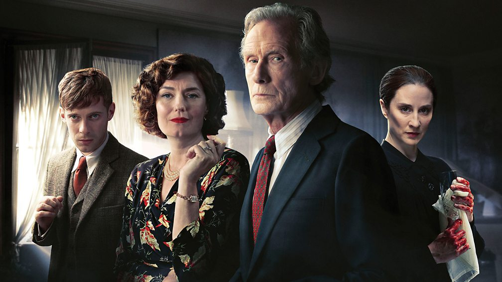 Advert for BBC Ordeal by Innocence (2018)