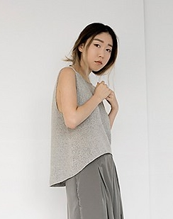 SS15 Slope by Shellie Anderson. Photo copyright Shibui Knits.