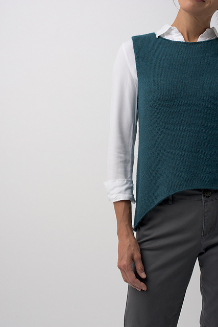 SS15 Slop by Shellie Anderson. Photo copyright Shibui Knits.